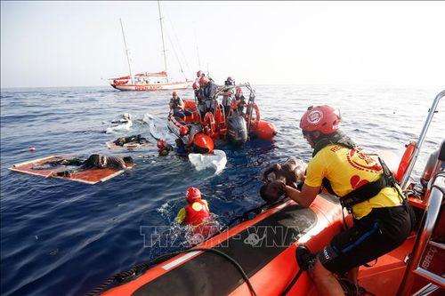 Maroc phát hiện 15 thi thể trên Địa Trung Hải