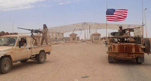 Ngoại trưởng Lavrov: Mỹ dùng IS làm cái cớ để ở lại Syria