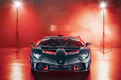 Lamborghini SC18 2018: Siêu xe đua tùy biến theo sở thích chủ xe