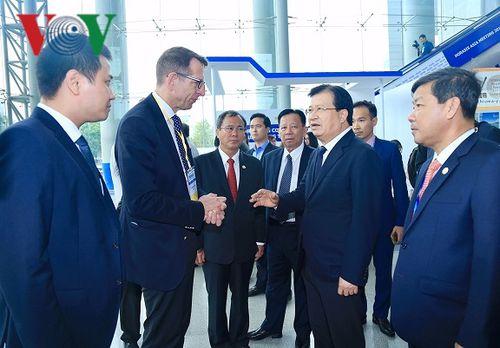 Khai mạc Diễn đàn Hợp tác kinh tế châu Á năm 2018