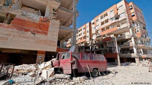 Hơn 600 người bị thương trong vụ động đất Iran