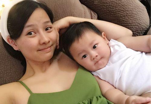 Khánh Hiền: 'Hai năm nuôi con ở Mỹ, tôi sống tù túng như địa ngục'