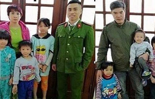 Phiên tuần tra đặc biệt của Công an phường Lê Đại Hành