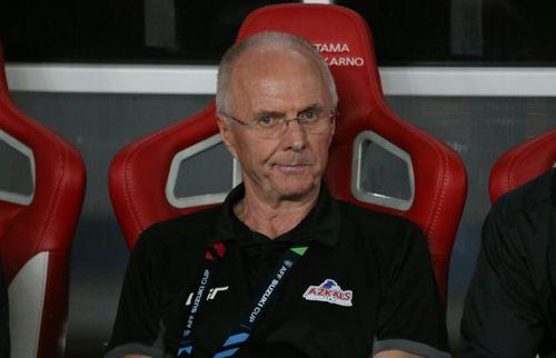 HLV Sven-Goran Eriksson tự tin sẽ 'giải quyết' ĐT Việt Nam ngay tại trận lượt đi