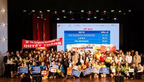 Đại học Hàng hải Việt Nam giành quán quân Cuộc thi Tài năng trẻ Logistics Việt Nam 2018