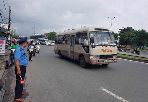 Đà Nẵng quyết xóa 'bến cóc' trước bến xe trung tâm