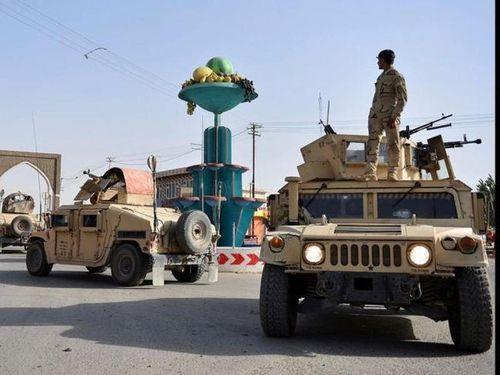 Taliban đặt bom, 3 lính Mỹ thiệt mạng ở Afghanistan