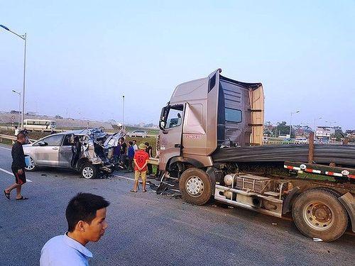 Sắp giám đốc thẩm vụ án đâm vào xe đi lùi trên cao tốc Hà Nội - Thái Nguyên