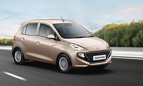 Hyundai Santro giá từ 123 triệu đồng 'cháy hàng' tại Ấn Độ