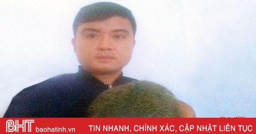 Một gia đình ở Thiên Cầm được 'cát lợn' nặng 1,2kg