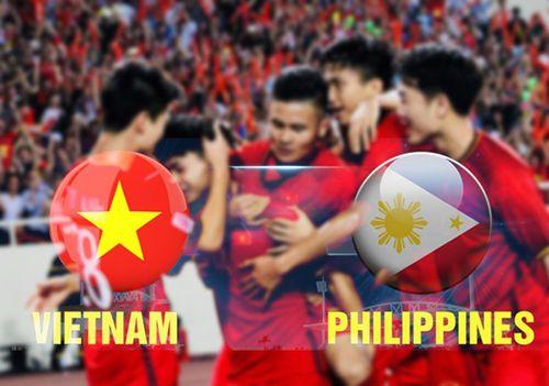 VFF chính thức thông báo đã bán hết vé trận Việt Nam vs Philippines