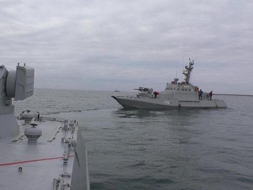 Nga công bố các vũ khí và tài liệu trên tàu Ukraine bị bắt giữ