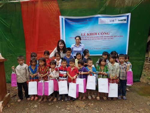 Ngân hàng Bắc Á đồng hành cùng Quỹ Vì tầm vóc Việt trong các hoạt động xã hội từ thiện