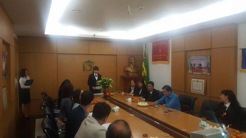 Liên hiệp Công đoàn thành phố Seoul (Hàn Quốc) thăm và làm việc tại Công ty Kinh Đô