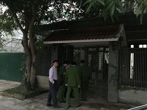 Khám nhà nguyên lãnh đạo BIDV chi nhánh Hà Tĩnh