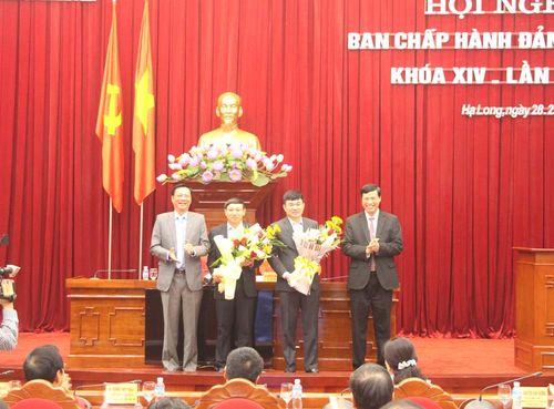 Hội nghị BCH Đảng bộ tỉnh lần thứ 30 bầu chức danh Phó Bí thư Tỉnh ủy nhiệm kỳ 2015-2020