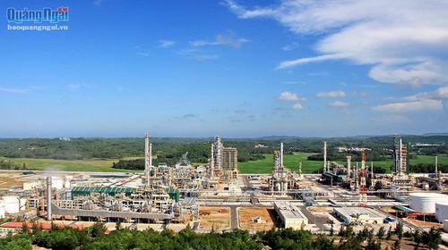 NMLD Dung Quất tìm nguồn nguyên liệu thay thế dầu Bạch Hổ