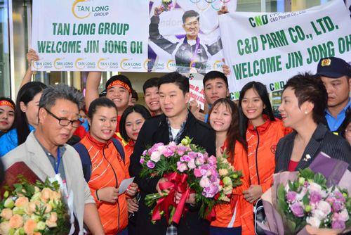 Tượng đài của Bắn súng thế giới đã có mặt tại Việt Nam
