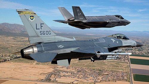 Đài Loan tin tưởng ông lão F-16V hơn siêu tiêm kích F-35B