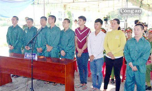 Xét xử vụ gây rối trật tự công cộng tại H. Bắc Bình (Bình Thuận)