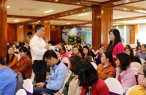 Gần 500 doanh nghiệp tham gia đối thoại với Cục thuế Nghệ An