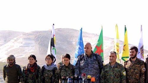 Hoa Kỳ đang bỏ rơi người Kurd?