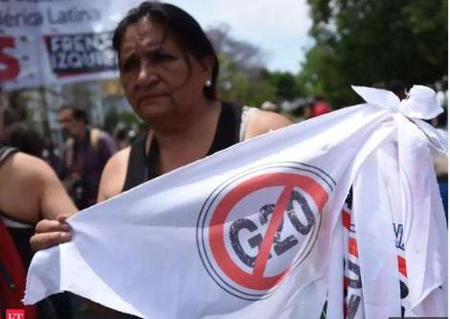 Người dân Argentina đổ ra đường biểu tình phản đối Hội nghị G20