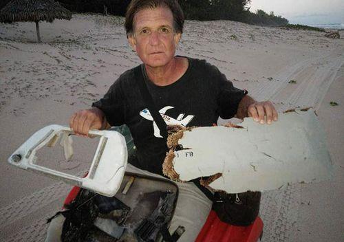 Phát hiện thêm mảnh vỡ nghi của máy bay MH370