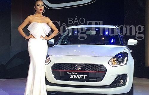 Suzuki Swift phiên bản 2018 - The All New Swift chính thức chào bán tại Việt Nam