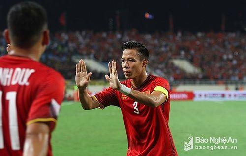 Bán kết AFF Cup 2018: Vai trò của các cầu thủ xứ Nghệ