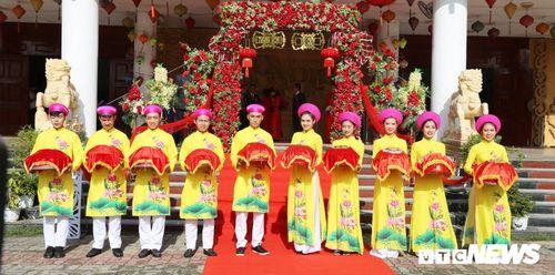Ấm áp lễ cưới tập thể đoàn viên ở Đà Nẵng
