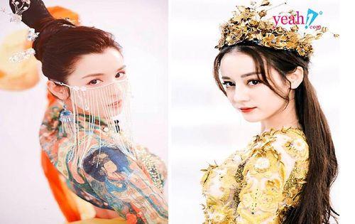 Xuất hiện nữ thần Hoa ngữ mới được cho là đối thủ của Địch Lệ Nhiệt Ba, nhan sắc pha trộn giữa nét đẹp Đông - Tây cực kì thu hút