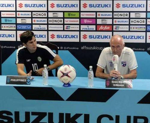 HLV, đội trưởng và thủ môn Philippines mơ tái lặp kỳ tích