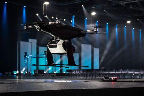 Audi thử nghiệm thành công mẫu taxi bay tự lái
