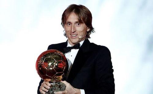 Luka Modric - Từ cậu bé chăn dê đến chủ nhân Quả bóng vàng