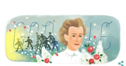 Edith Cavell - người vừa được Google tôn vinh là ai?