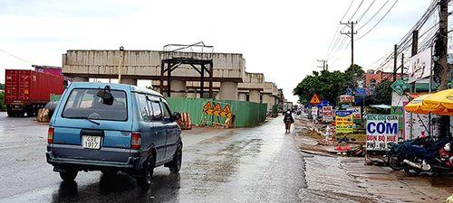 Thành lập thị trấn vùng 'rốn' giao thông