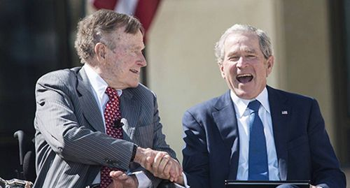 Bush - gia tộc chính trị nổi tiếng nhất nước Mỹ