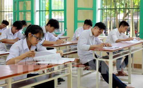 Chính thức công bố bộ Đề thi tham khảo Trung học phổ thông quốc gia năm 2019