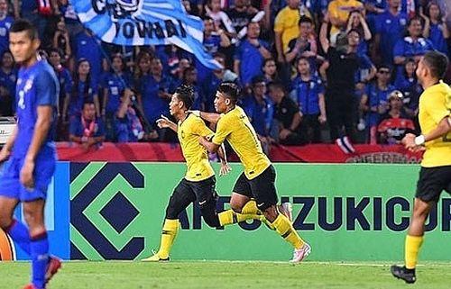 Malaysia vào chung kết AFF Cup sau trận cầu nghẹt thở với Thái Lan
