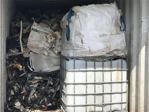 Xem xét khởi tố hình sự vụ nhập khẩu 'rác' của Công ty Trí Quang