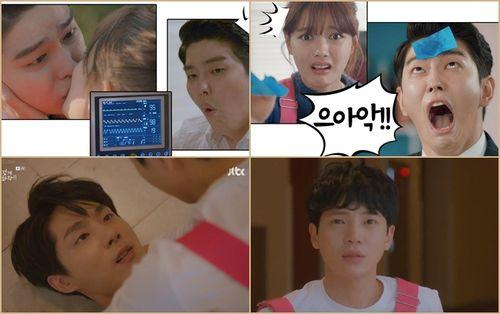 Hóa ra 'Cô tiên dọn dẹp' là phim đam mỹ trá hình, Yoon Kyun Sang té xỉu vì bị Kim Yoo Jung cưỡng hôn