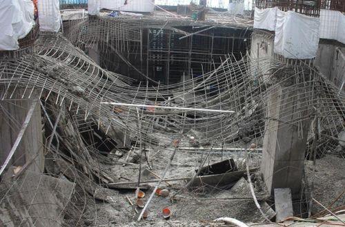 Đình chỉ dự án khách sạn, căn hộ cao cấp sau sự cố 2 người chết