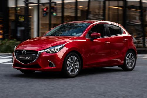Mazda2 nhập khẩu Thái Lan giá từ 509 triệu đồng có gì đặc biệt?