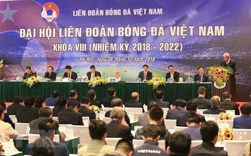 Phấn đấu đưa bóng đá Việt Nam vào top 10 châu Á vào năm 2030