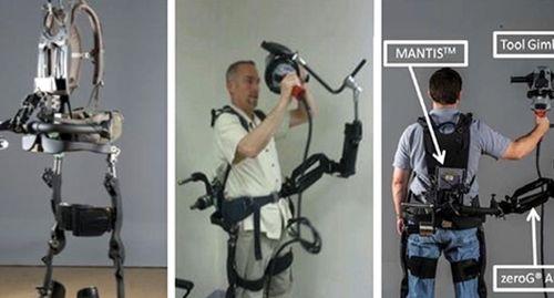 Mỹ chạy đua phát triển 'bộ xương ngoài' giúp binh lính thành siêu chiến binh ngoài hành tinh