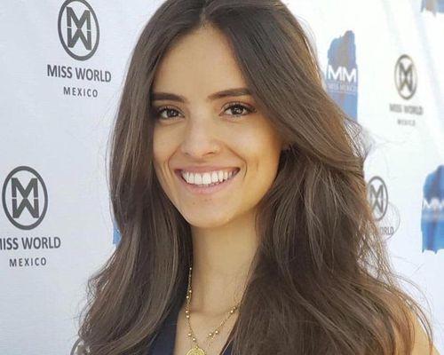 Vẻ đẹp lộng lẫy và gợi cảm của Tân Hoa hậu Thế giới đến từ Mexico