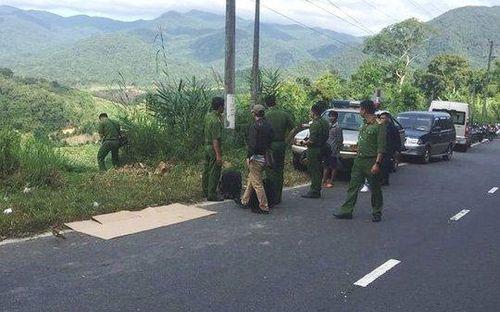 Công an Lâm Đồng và Bình Thuận điều tra vụ giết người phi tang