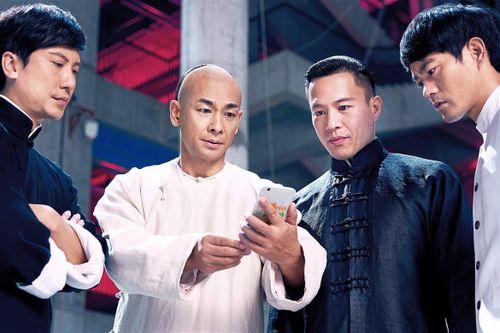'Huyền thoại Kung Fu': Kịch bản và hành động nghèo nàn