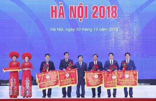Đại hội Thể thao toàn quốc: Hà Nội xuất sắc nhất toàn đoàn